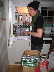Me & Beer (kristoffintosh) Tags: sweden newyears kristoffer slen snowboardning