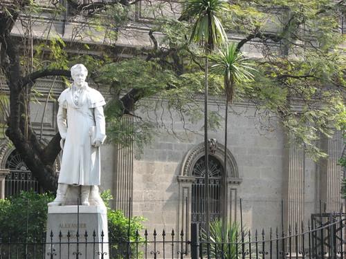 Humboldt on Calle Uruguay