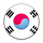 Flag of South Korea PNG Icon