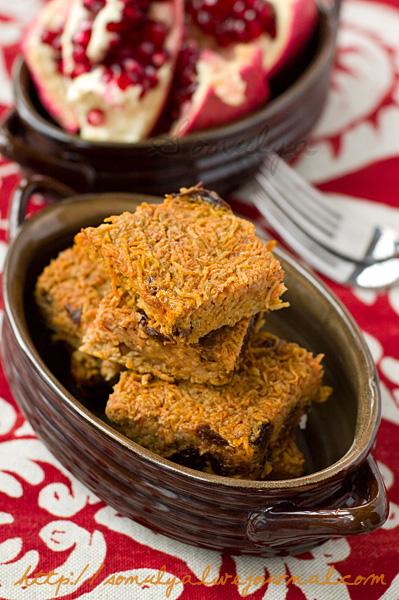 Sweet Potato Casserole - Запеканка из батата