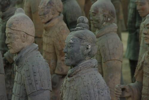 Terracotta Army 兵馬俑