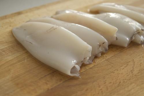 Calamares Rellenos