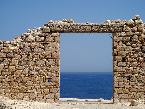 Firopotamos Doorway 2 by ChrisGoldNY.