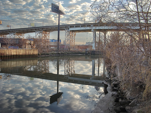 Newtown Creek Pan 3 by you.