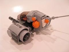 Boilerplate Fighter 3 (Hafhead) Tags: lego space starfighter boilerplatefighter