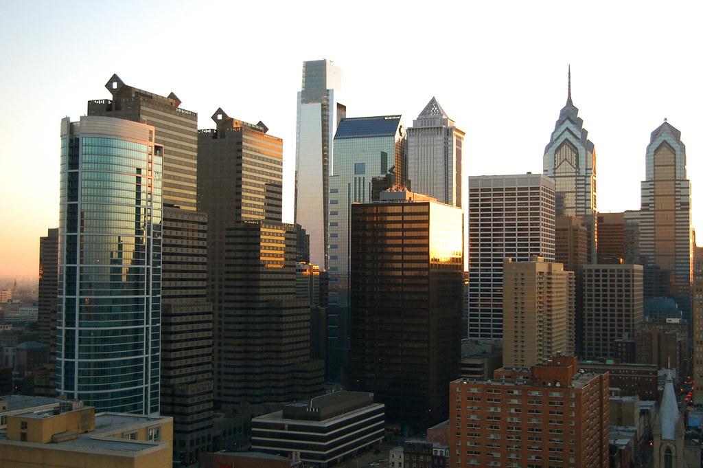 Amanece en Philadelphia