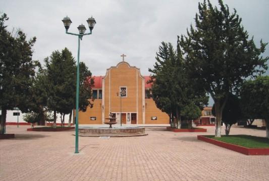 la iglesia 'San Jerónimo' de Irámuco