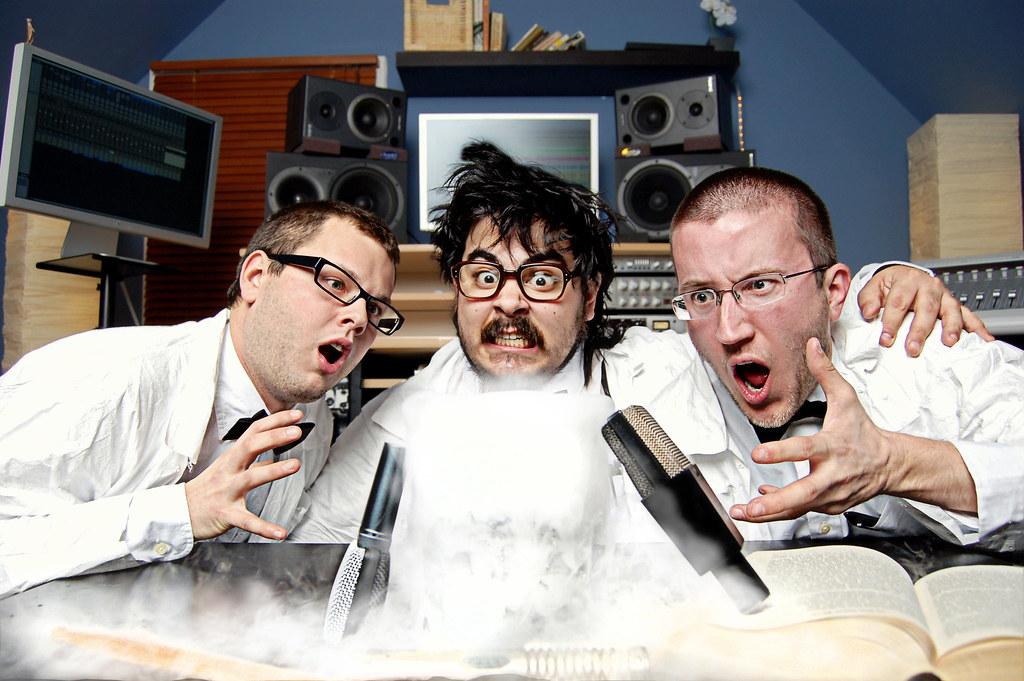 - Rock-It Science Recording Studio -