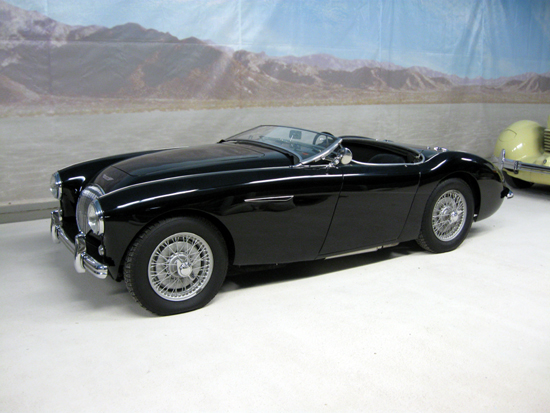 1954 Austin Healey 100-4 (Click to enlarge)