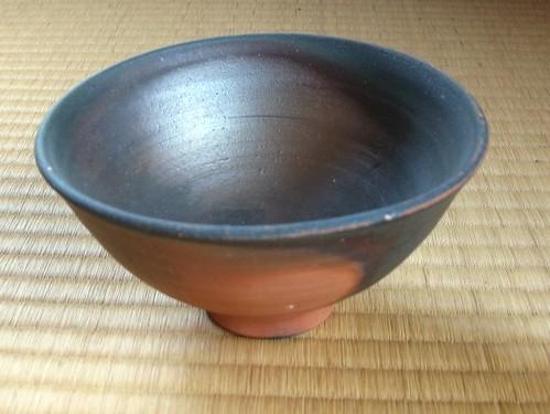 Takemoto Ikuo tea bowl