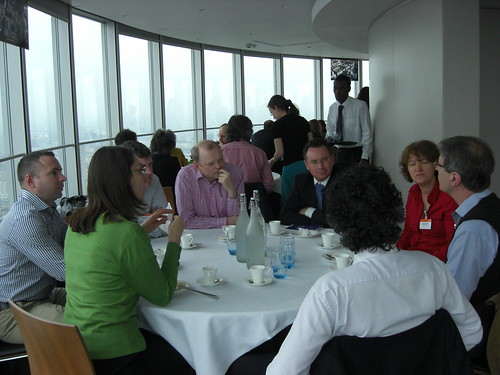 BT Tower Knowledge Cafe