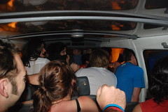 29 in a Van, Beach Party, Hoi An, Vietnam