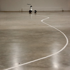 Ceal Floyer - Taking a light for a walk (Oliver |) Tags: palaisdetokyo cealfloyer