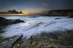 Panther Beach, North - Davenport, California (Jim Patterson Photography) Tags: ocean california longexposure sunset sea santacruz sun seascape motion beach water clouds landscape coast rocks waves pacific action shoreline wave shelf highway1 coastal shore coastline intertidal davenport shelves beams majors santacruzcounty pantherbeach rockyshore landscapephotography oceanscape nikond300 tokina1116mm holeinthewallbeach beneathblueseas beneathblueseascom jimpattersonphotography jimpattersonphotographycom seatosummitworkshops seatosummitworkshopscom