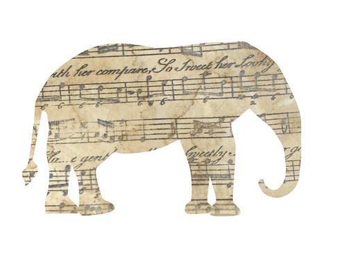 Vintage-Elephant