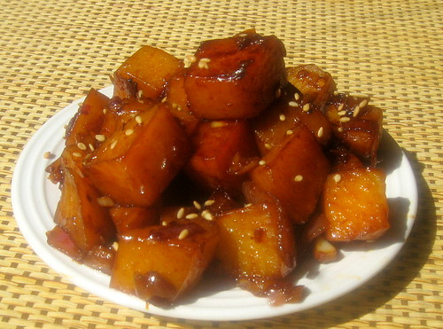 Gamja Jarim (Korean Potatoes)