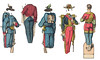 a4 costumes variés 5
