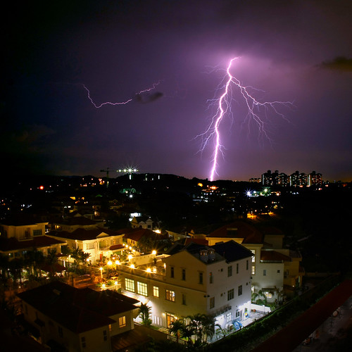 Lightning Captured! Finally..