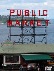 Pike Place Market, Seattle (enigmafotografi) Tags: seattle washington pikeplace publicmarket