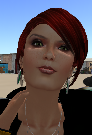 Second Life avatar