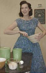 Atomic Housewife. 19/52