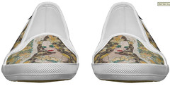 Spring shoes on Zazzle
