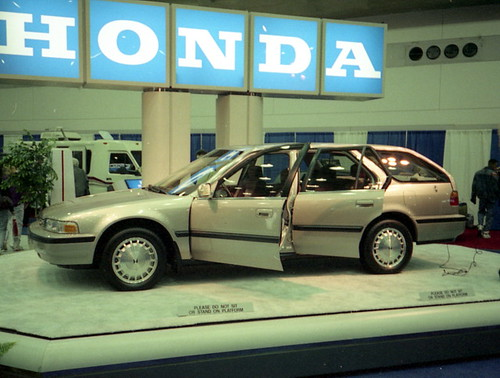 1991 Honda Accord wagon