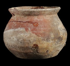 Early post-medieval jar (Wessex Archaeology) Tags: archaeology kent ceramics ps canterbury ps1 jar pottery archaeological postmedieval 65890