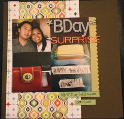 Bday Surprise