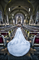 HDR Sarah (MATTaddington) Tags: wedding love minnesota groom bride ceremony bridal nuptials coffeemill wabasha sarahlang mattaddingtonphotography daveeinck stfelixchurch