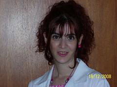 Vanesa Morea, psicóloga del centro de diálisis del Hospital Alemán