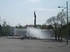 High Jet FOuntain and Russian Libe…