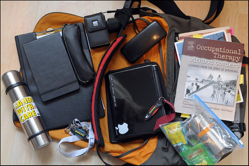 Whats in my bag, school version by vha