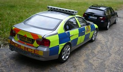 1:18 Code 3 BMW Kent Police 3 Series ANPR Team Car (alan215067code3models) Tags: 3 car kent code team police bmw series 118 anpr
