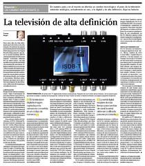 La television de alta definición