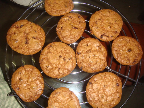 My favourite chocolate chip cookies - Bake or break - 05.11.08