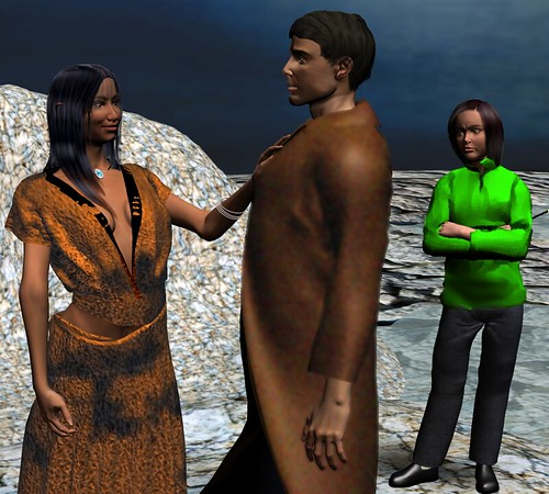 Bewi and the Lagaru