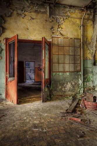[ the door ]