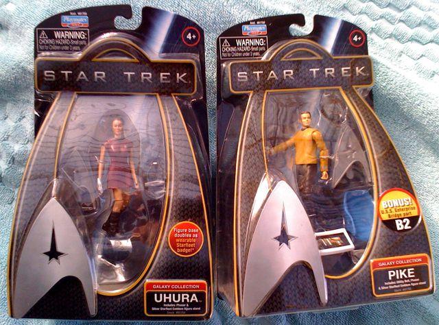 Trek figures