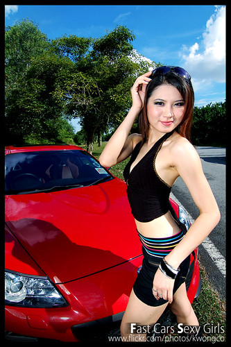 fast cars with girls. Fast cars Sexy girls 15