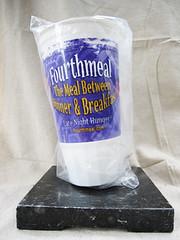 Panhandler's Cup (Main Street Museum) Tags: artifacts tramps hobos