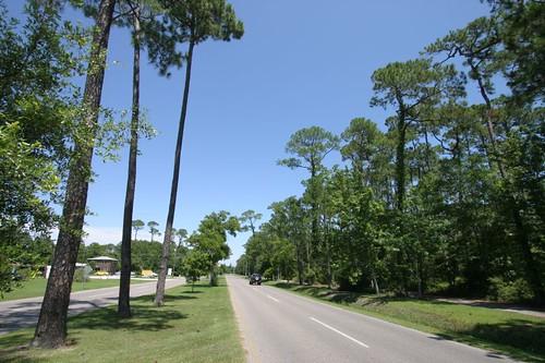 Dauphin Island, Alabama.