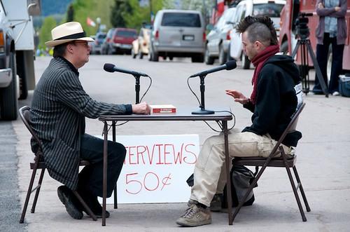 Interviews: 50 Cents