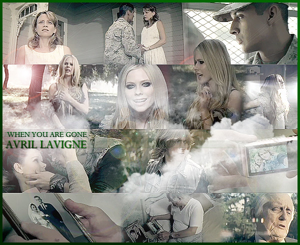 Avril Lavigne - WHEN YOU ARE GONE by Houze of Pop.