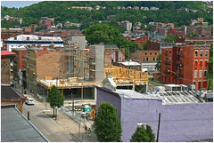 Trinity Flats infill in OTR (courtesy of Randy Simes, urbanohio.com)