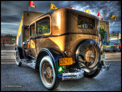 1928 Ford Model A (Bill Strong) Tags: ford modela 1928 hdr dunnville photomatix 3exp dunnvillecruiserscarclub
