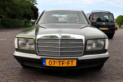 1983 Mercedes-Benz 380 SE