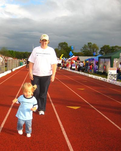 Running Momma