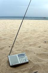 Roberts Shortwave Radio (mattk1979) Tags: world beach radio sand redsea egypt scuba diving aerial bbc service roberts shortwave marsa shagra redseadivingsafari