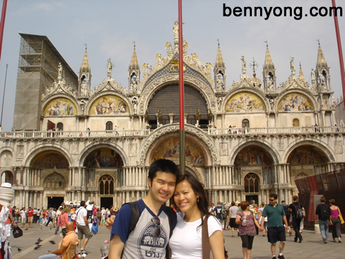 St Marco Basilica